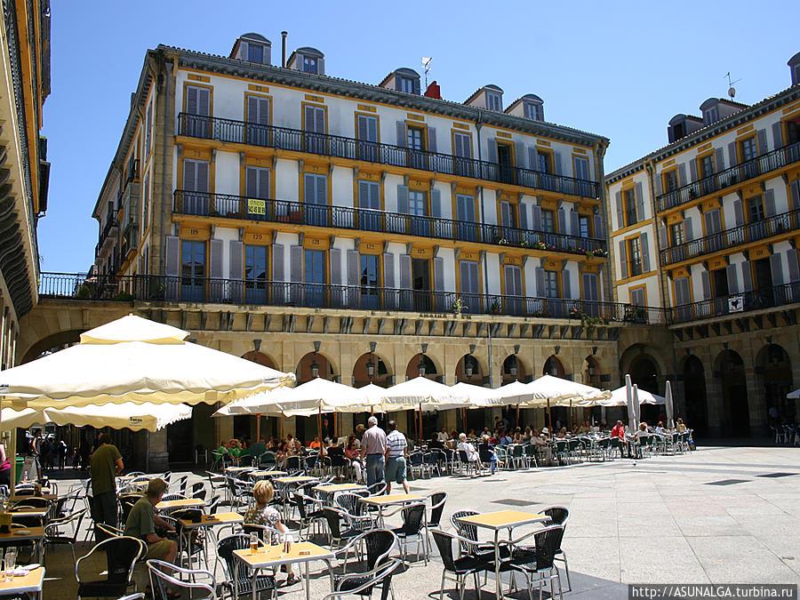 Испания сан себастьян недвижимость