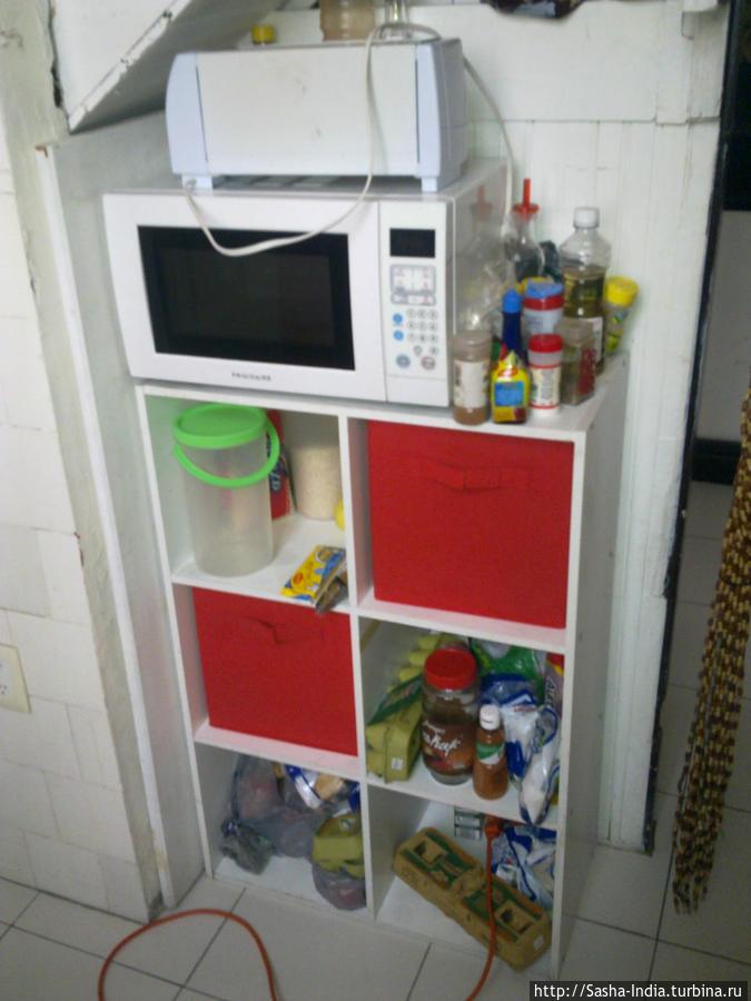На кухне Massiosare El Hostal