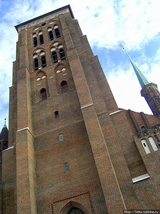 Башня Костела