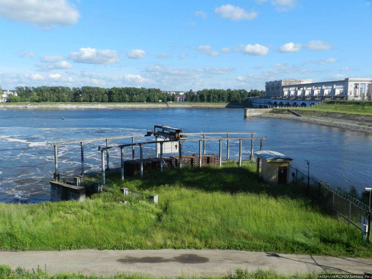 Угличская ГЭС Углич, Россия