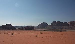 Гладь пустыни