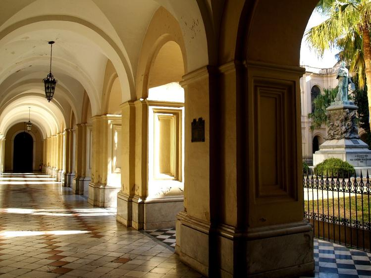 Галереи университета Корд