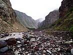 Ущелье реки Азау