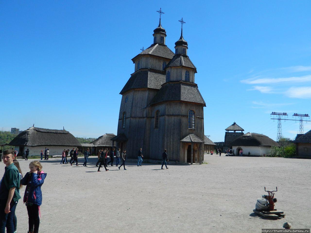 Церковь Покрова Пресвятой