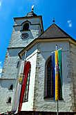 основная достопримечательность — церковь, которая была перестроена из часовенки, которую заложил тут св. Волфганг в 972 году. В одном из приделов на потолке имеются живописные изображения дьявола, который, по легенде, помог Святой Вольфгангу (ок. 924 – 994 гг.), построить храм.