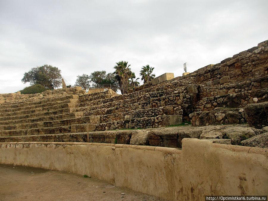 Элитный поселок кесария израиль