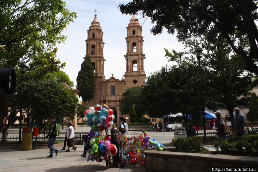 Сан Луис де ла Пас, Фото из Интернета