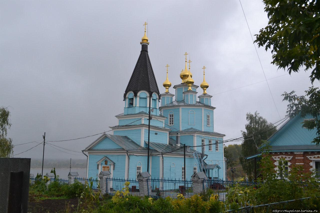 Храм в кстово в вишенках сайт