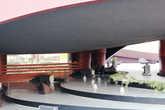 кафе при музее дизайна