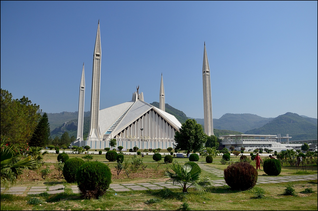 Пакистан-2016. День 4/1. Исламабад — Город Ислама