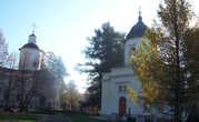 Церковь Рождества Пресвятой Богородицы в Марфино