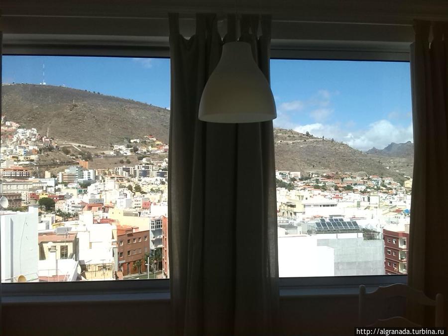 Виды из окна