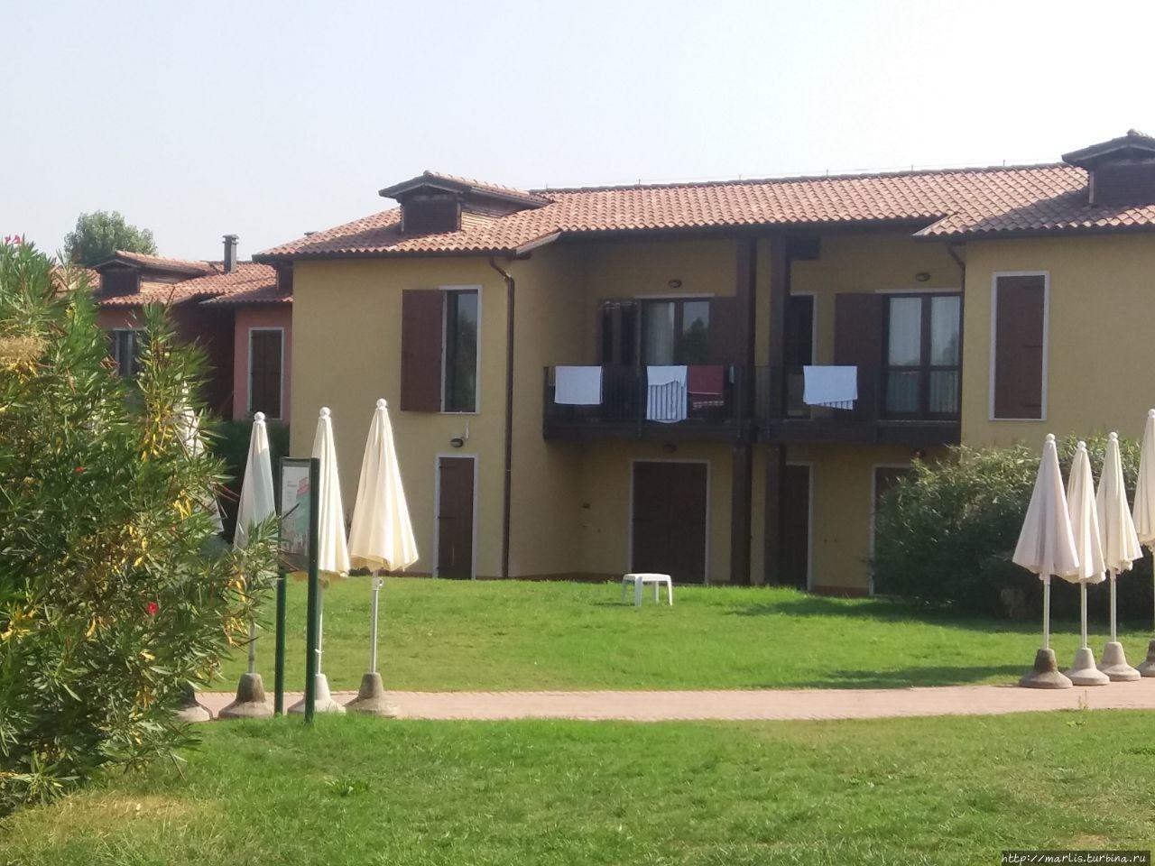 Pезиденция Еден Пескьера-дель-Гарда, Италия
