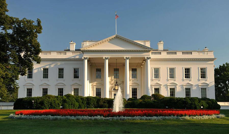 Белый Дом. Википедия