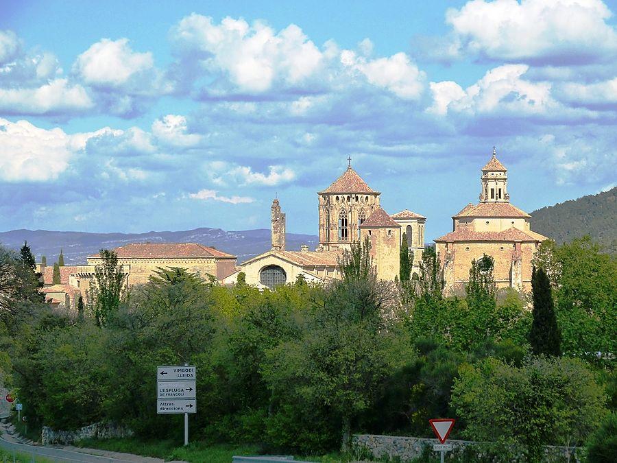 Монастырь Эль Поблет