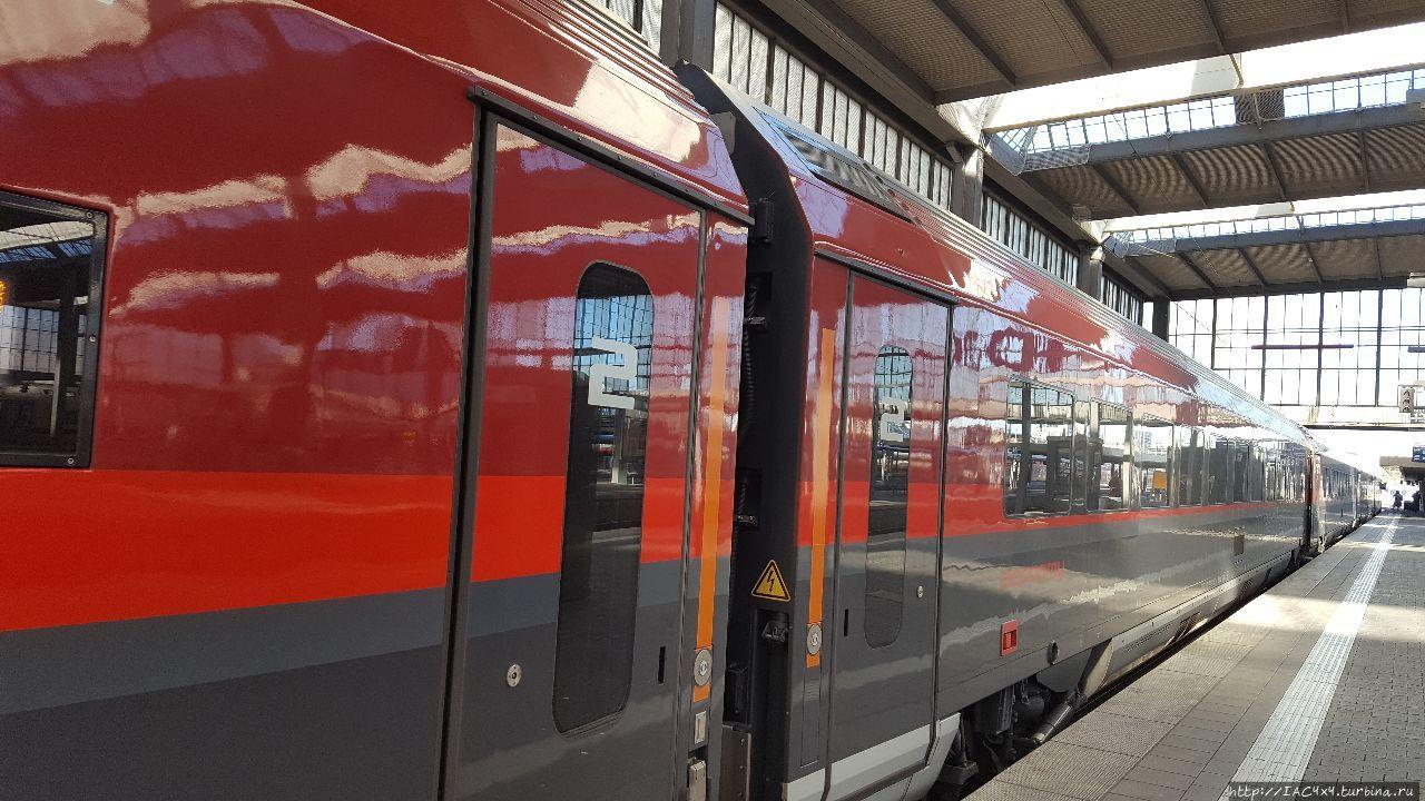 Мое новое путешествие: День 8-й. Вена