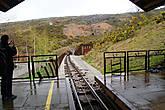 Небольшой поезд доставит вас к месту, откуда начинается пешеходная часть маршрута.