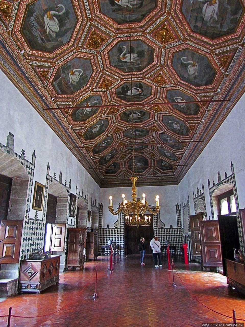 Королевский дворец Синтра Синтра, Португалия