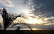 Рассвет на озере Малави в кемпинге Kandе Beach