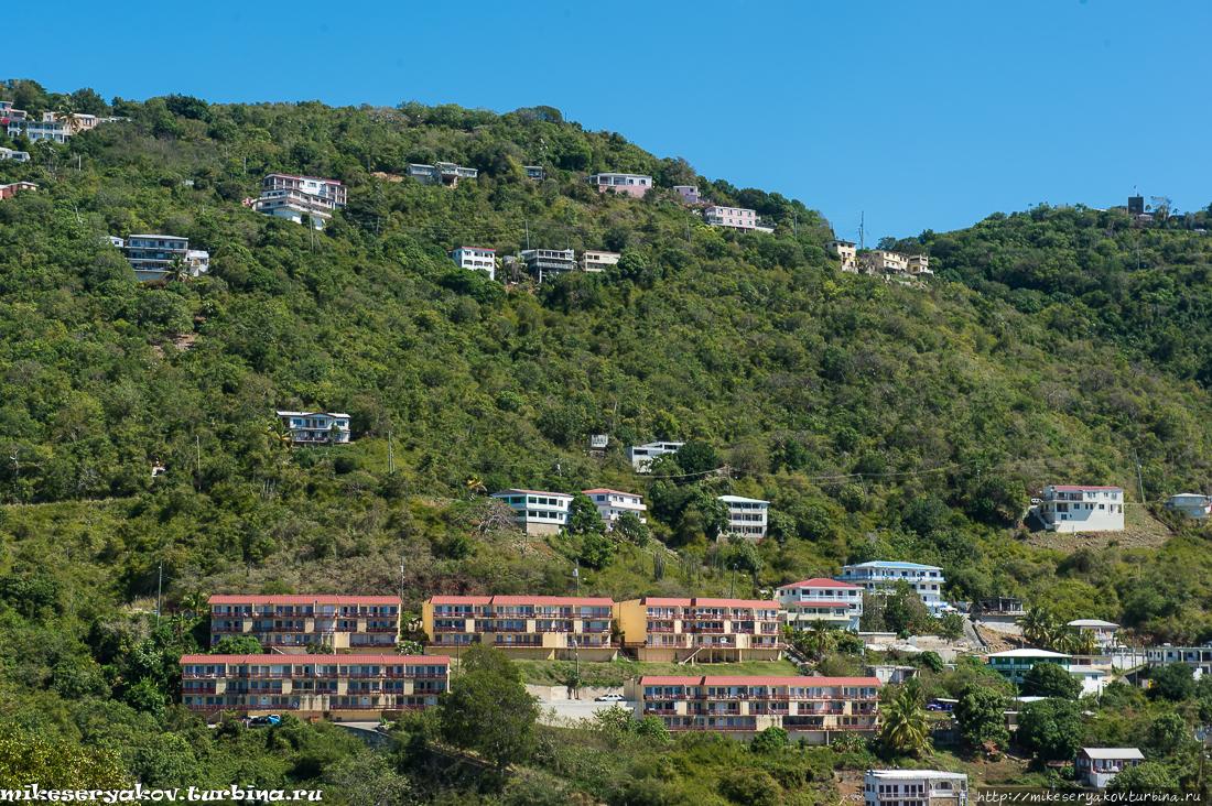 Карибский Сент-Томас Сент-Томас, Виргинские острова (США)