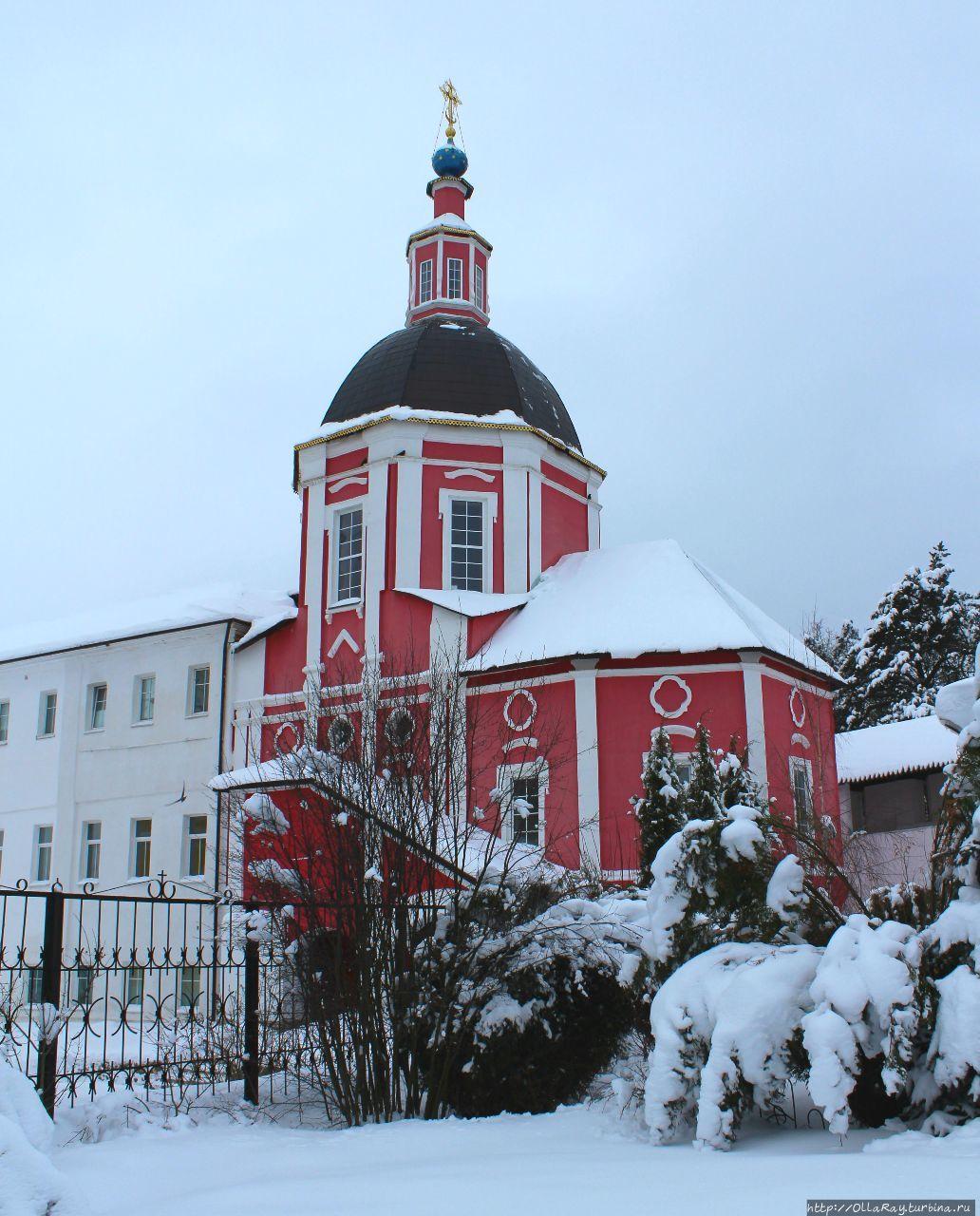 Церковь Рождества Пресвят