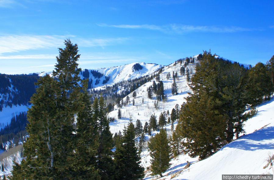 Горные лыжи в Юте. Жилье и транспорт Парк-Сити, CША