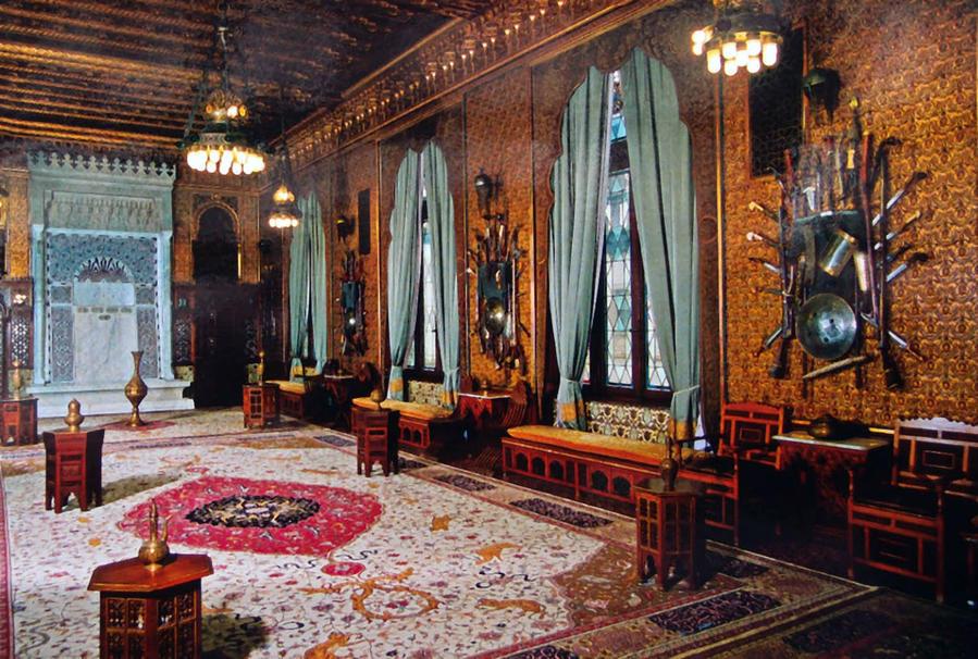 Мавританский зал