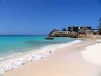 На севере Занзибара чудесные пляжи. Только вот ежедневный отлив портит хорошее плавание каждый день
