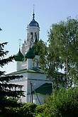 Центр Пошехонья Ярославской обл. Колокольня