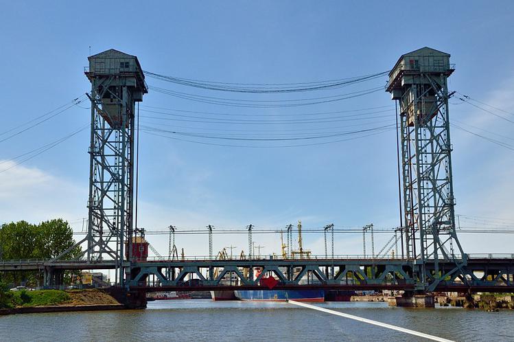 Двухъярусный мост сегодня