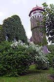 Символ Светлогорска, водонапорная башня. Рядом-грязелечебница