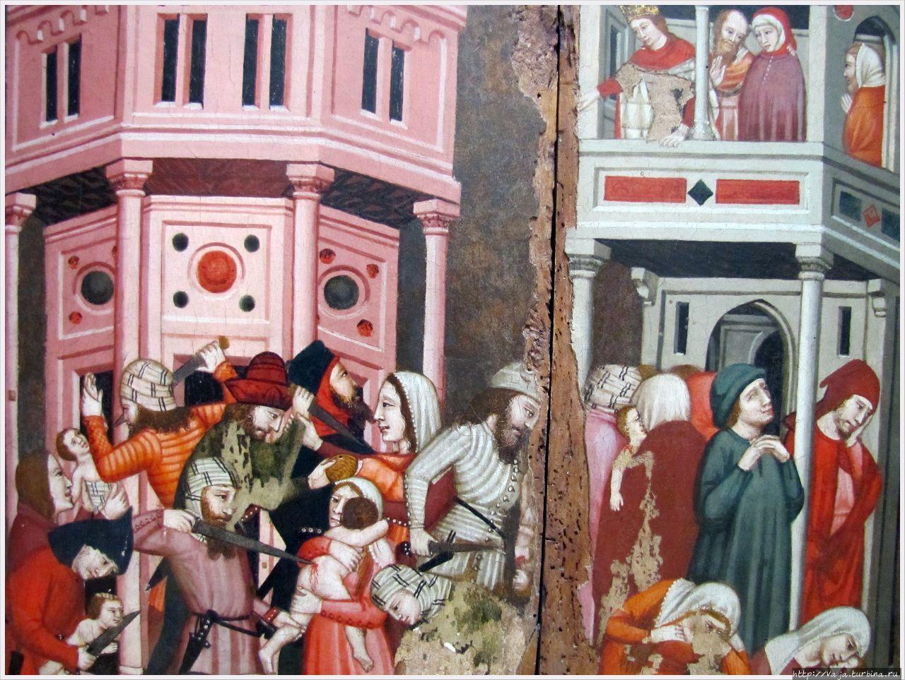 Избиение младенцев Рим, Италия