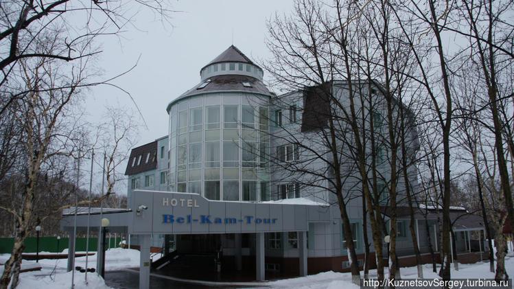 Отель Бел-Кам-Тур в Парат