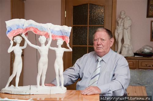 Виктор Георгиевич Фетисов (фото из Интернета)