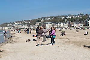 Широкие песчанные пляжи