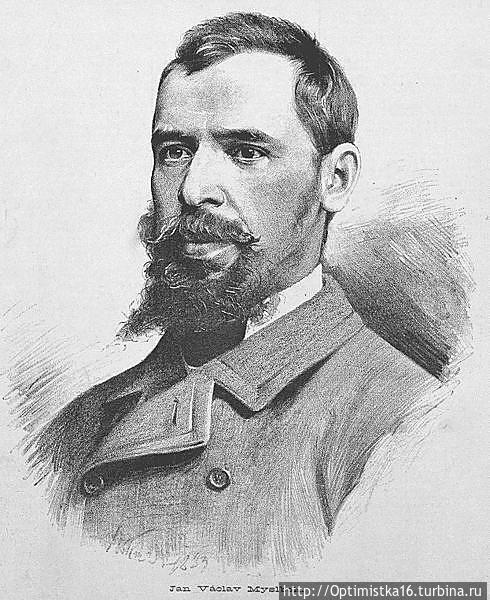 Йозеф Вацлав Мысльбек. (Ф