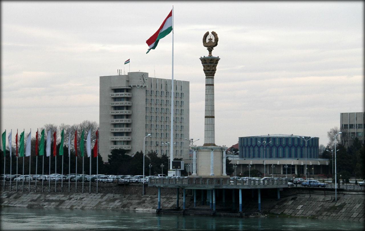 По следам родителей или спонтанное путешествие на Восток Согдийская область, Таджикистан