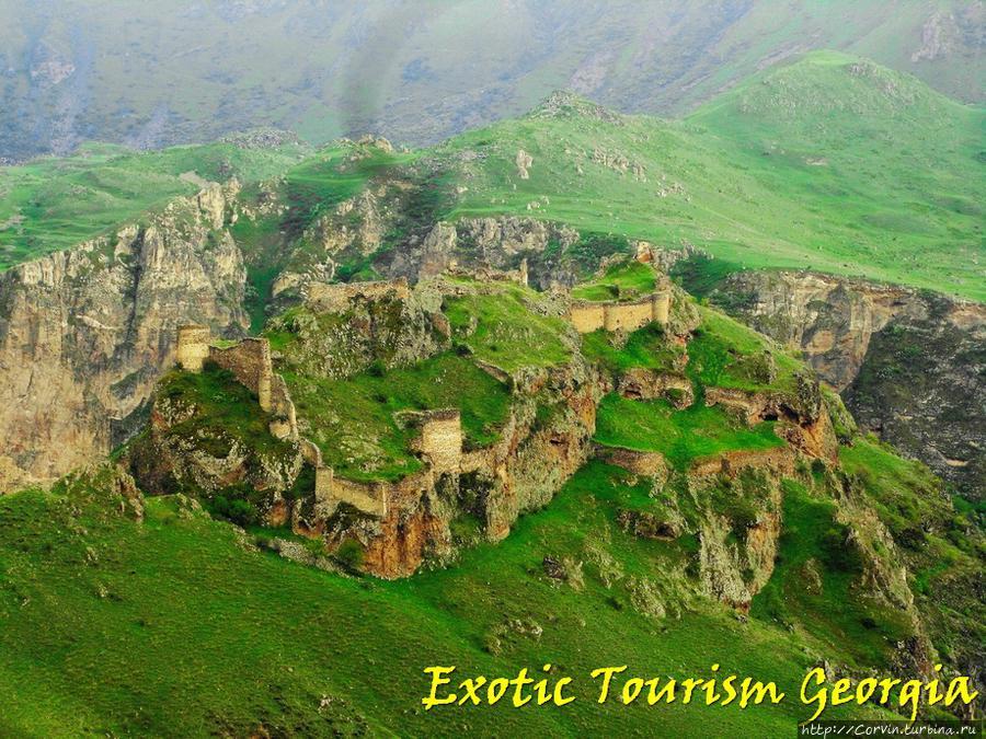 Крепость Тмогви и Верхний Тмогви (Самцхе-Джавахети, Грузия)) Тмогви, Грузия