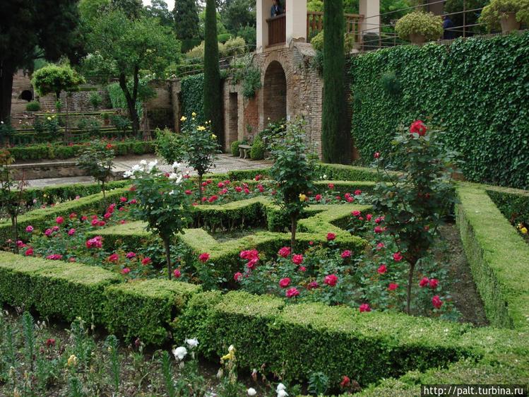 В садах Парталь