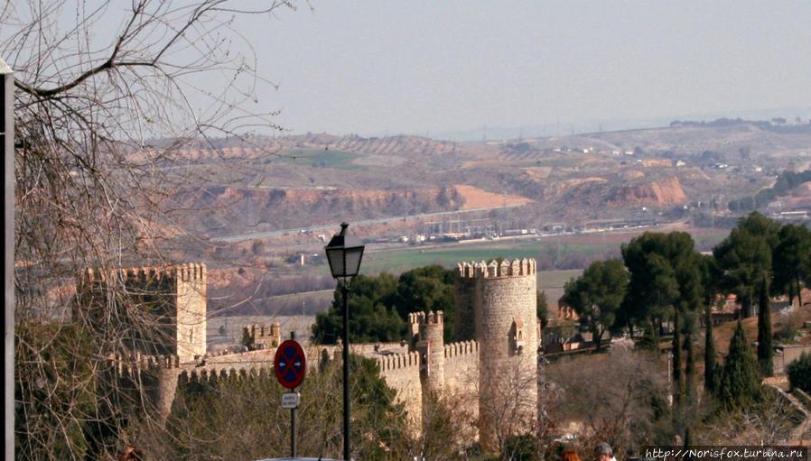 Вид на Толедо Толедо, Испания