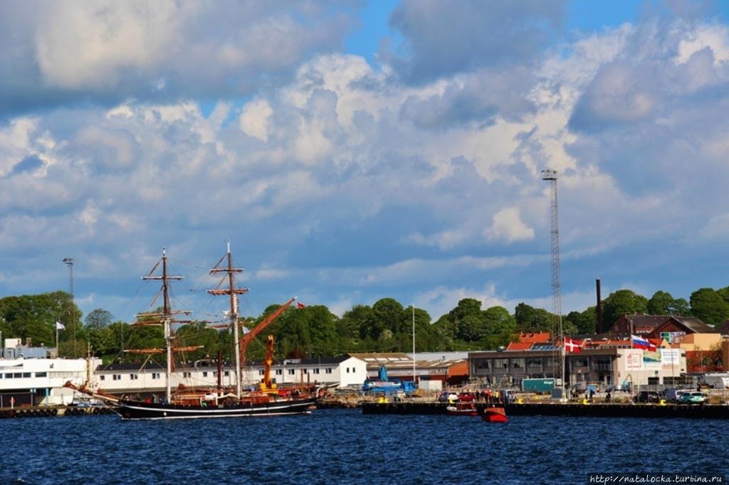 Датское сокровище — Фредерисия. Фредерисия, Дания