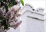 За этими крепкими стенами в 1774 году укрывалось 400 защитников, переживших осаду монастыря трехтысячным войском Пугачева. Но противостоять большевикам монастырь не смог...