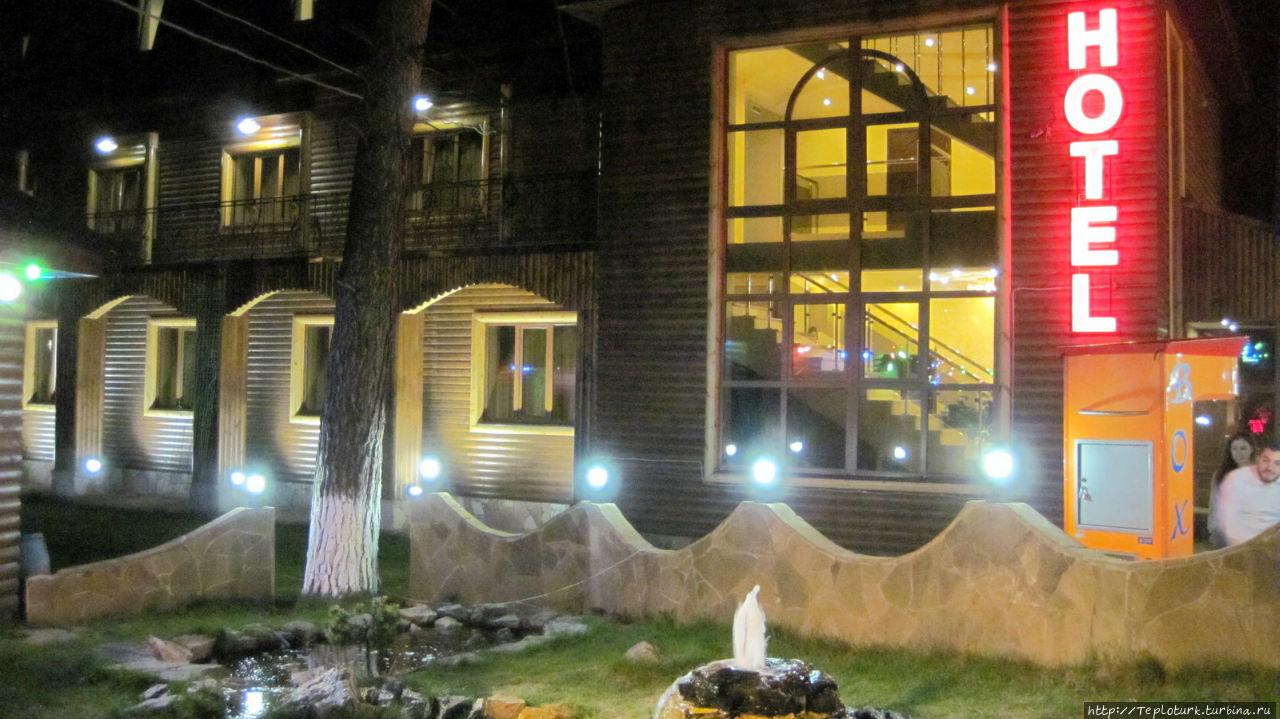 Хороший отель. Алания, Турция