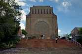 Монумент в честь Великого Трека буров
