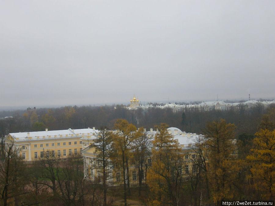 Александровский и Екатеринанский дворцы