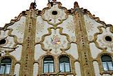 Здание Почтово-Сберегательного банка. Архитектор Эдён Лехнер. 1899-1902 г.г.