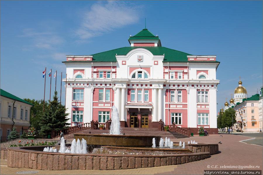 11.Административное здани
