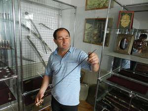 Дагестан. Ч-3.  Тайны Кубачинского музея