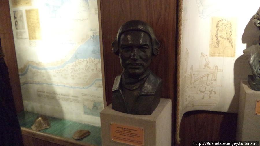 Камчатский краеведческий музей в Петропавловске