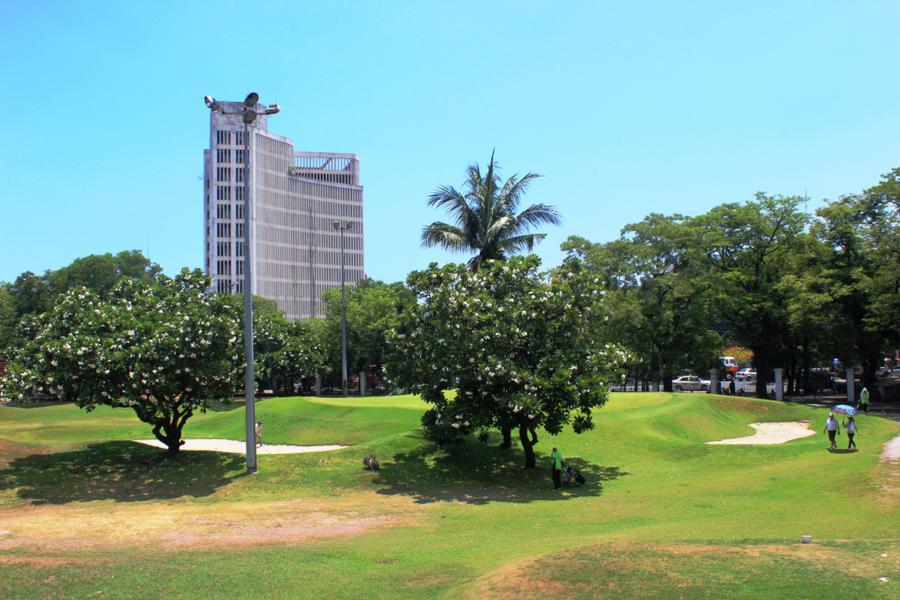 Манила — столица Филиппин